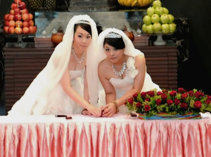 Same sex marriage in Taiwan1