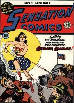 Whatever happened to Wonder Woman?