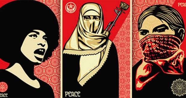 female revolutionists